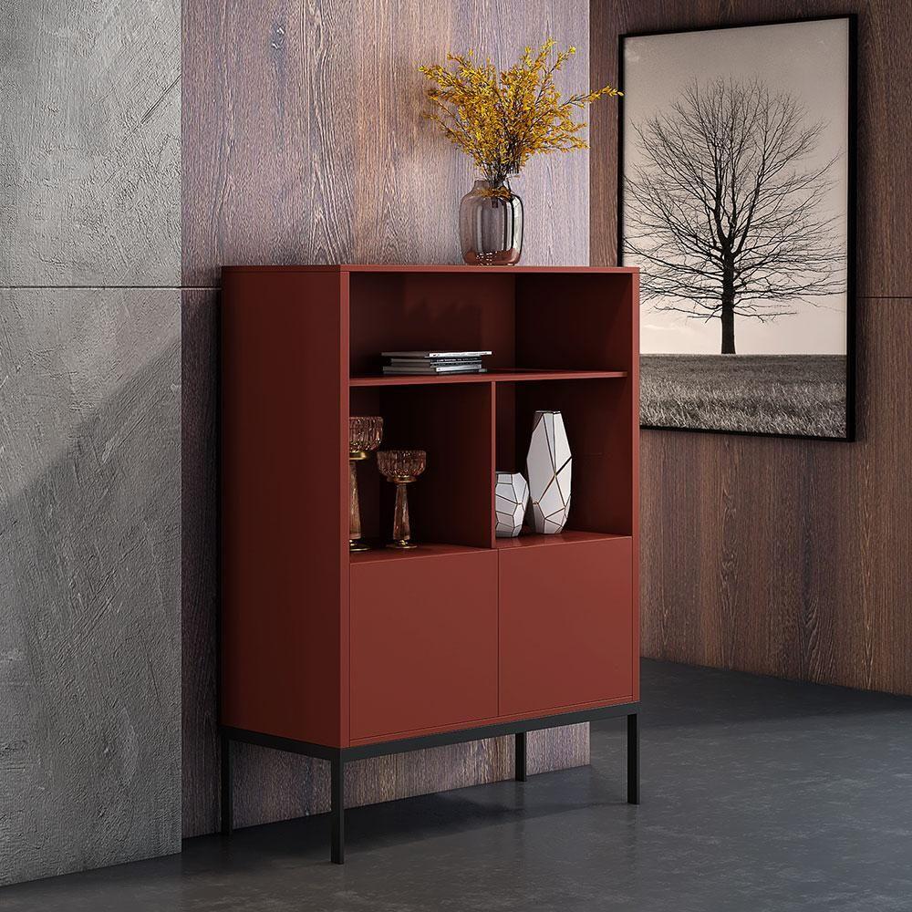 Faulkner Display Stand Cabinet