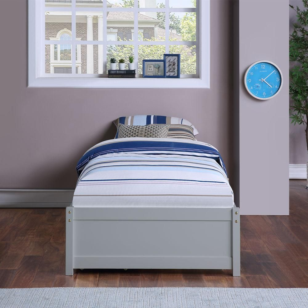 Wooden Bed, Bed with Drawers