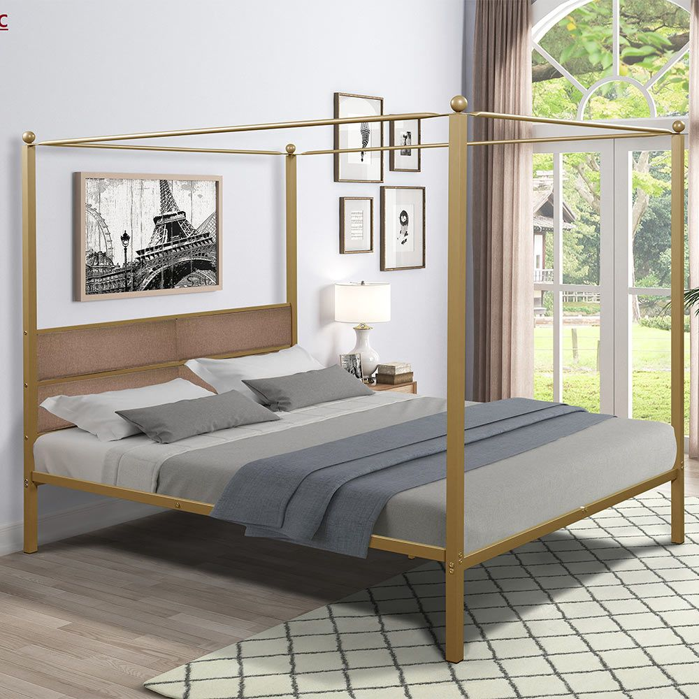 Four-poster Bed Frame