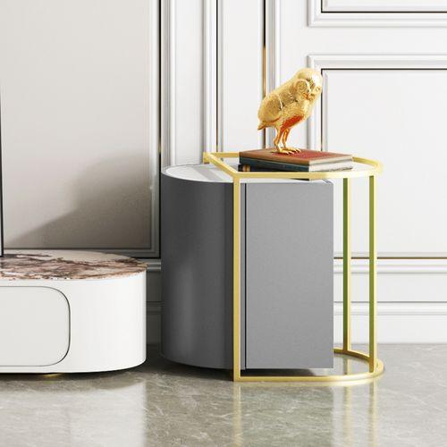 Thin Stone Cabinet